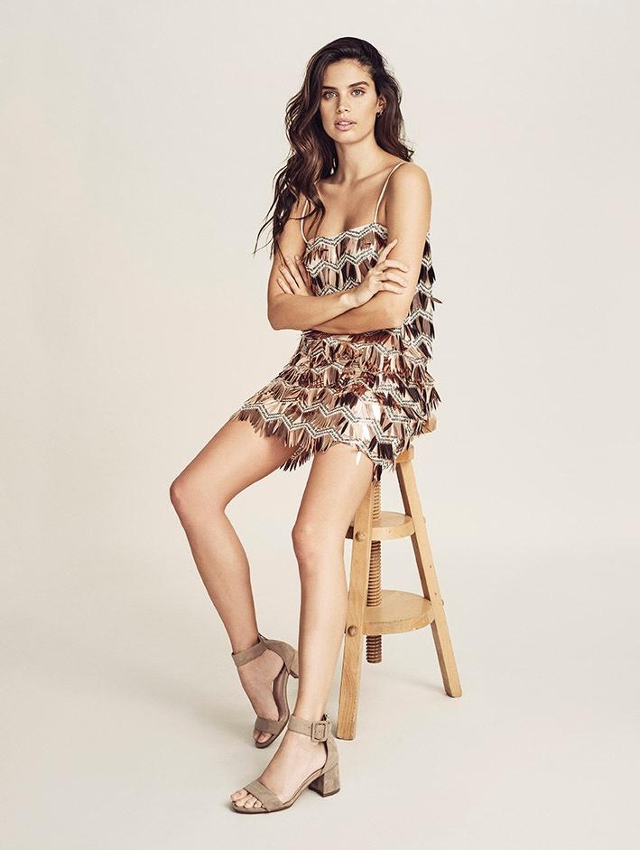 Sara Sampaio shines in XTI Shoes spring-summer 2020 campaign