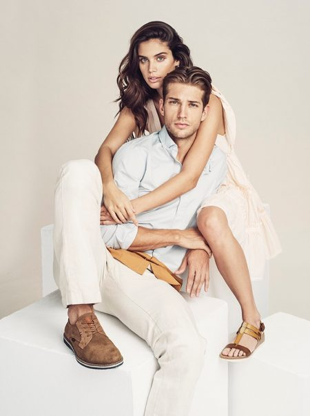 Sara Sampaio is the Face of XTI Shoes Spring 2020 Campaign
