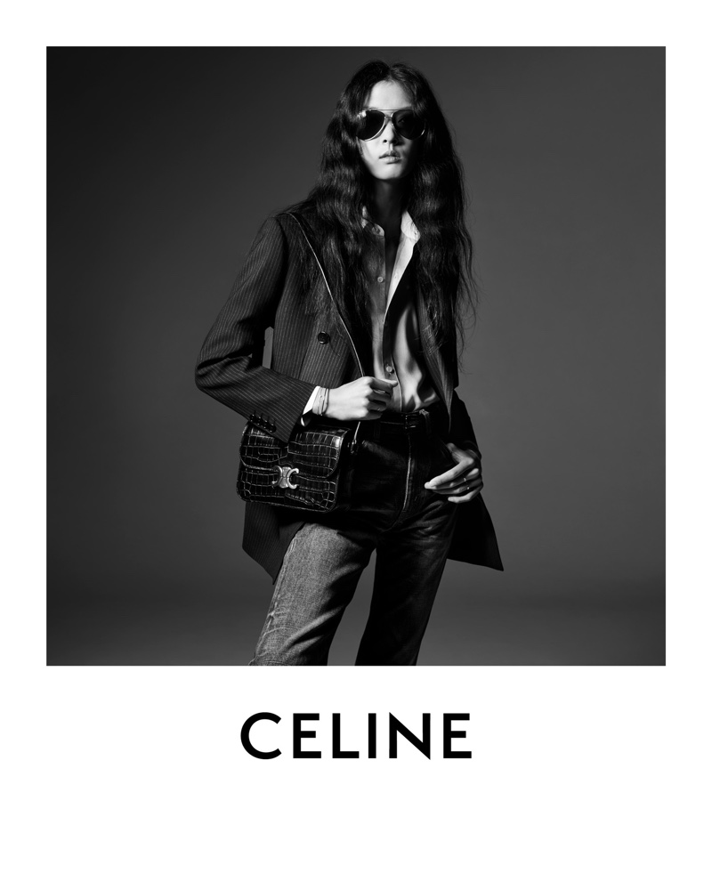 Celine highlights its spring 2020 styles