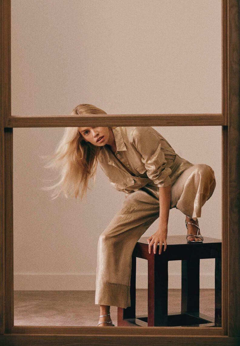Model Stella Maxwell fronts Marella spring-summer 2020 campaign