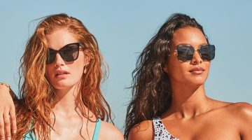 Lais, Jasmine & Lais Pose in Cabo for Victoria's Secret Spring Swim Line