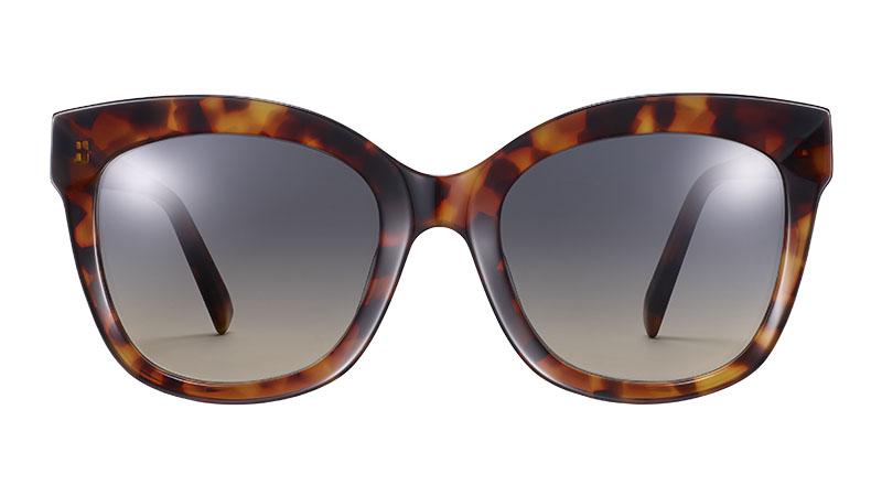 Warby Parker Ada Sunglasses in Acorn Tortoise $95