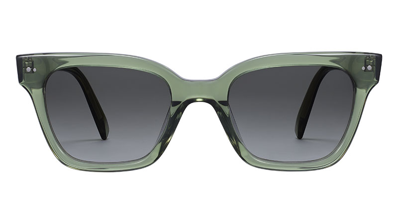 Warby Parker Beale Sunglasses in Rosemary Crystal $95