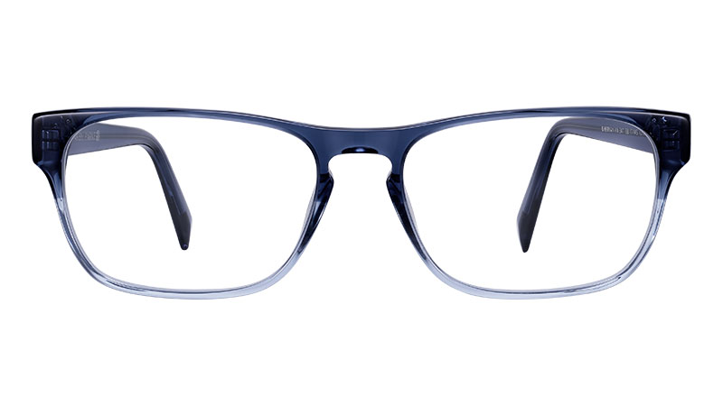 Warby Parker Brennan Glasses in Shoreline Fade $95