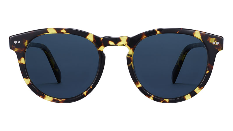 Warby Parker Hayes Sunglasses in Mesquite Tortoise $95