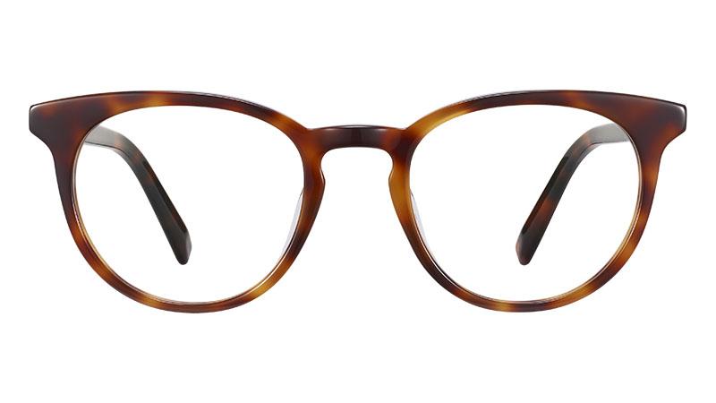 Warby Parker Sadie Glasses in Oak Barrel $95