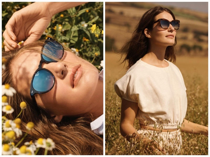Warby Parker spring 2020 sunglasses