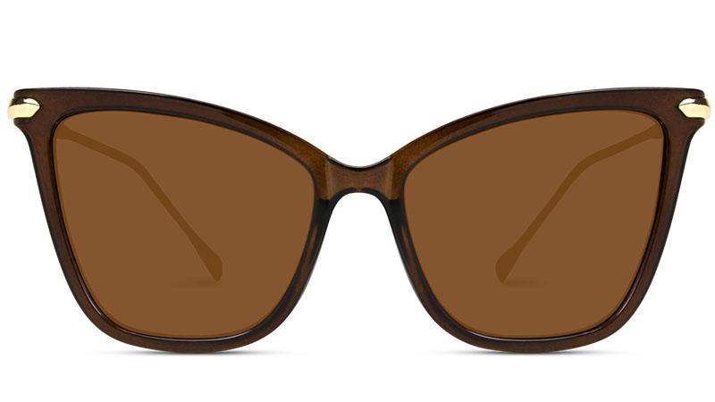 Wear Me Pro Fay Angular Cat Eye Sunglasses
