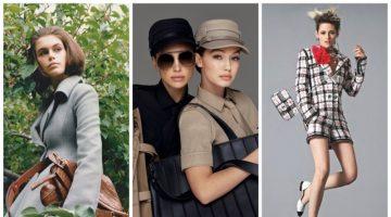 Week in Review | Kaia Gerber in Loewe, Max Mara Spring Ads, Kristen Stewart for Chanel + More