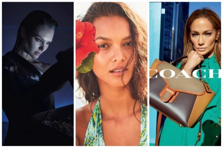 Week in Review | Candice Swanepoel's New Cover, Victoria's Secret Swim, Jennifer Lopez for Coach + More