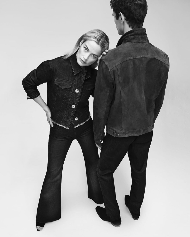 Denim stands out in 7 For All Mankind spring-summer 2020 campaign