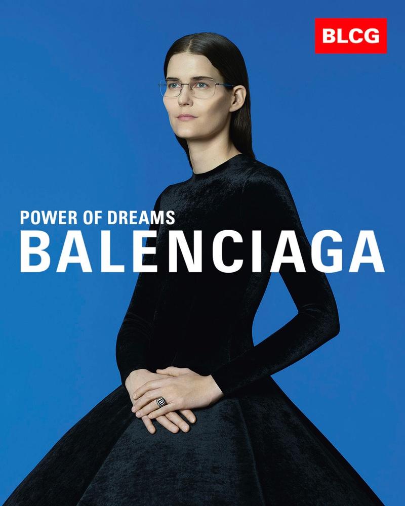 Eliza Douglas fronts Balenciaga spring-summer 2020 campaign