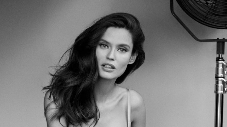 Bianca Balti Captivates for Yamamay Lingerie Campaign