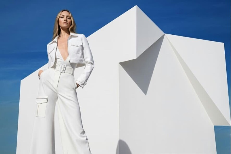 NetWork enlists Candice Swanepoel for its spring-summer 2020 campaign
