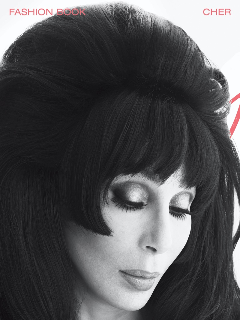 Cher on CR Fashion Book  #16 Cover
