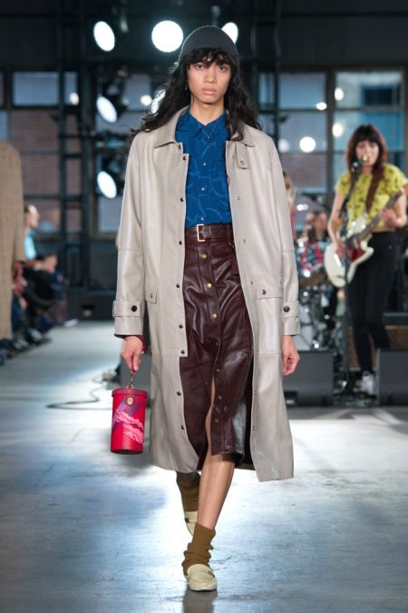 Coach Goes Downtown for Fall 2020 Show