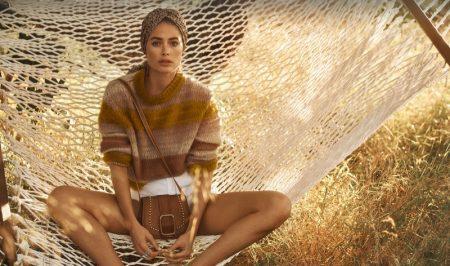 Doutzen Kroes stars in ba&sh spring-summer 2020 campaign
