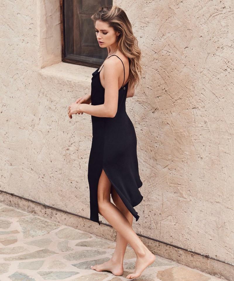Hunkemoller unveils spring 2020 lingerie collaboration with model Doutzen Kroes