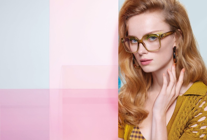 Fendi spotlights eyewear in spring-summer 2020 campaign