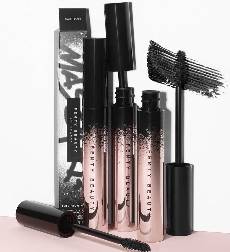 Fenty Beauty Full Frontal Mascara packaging