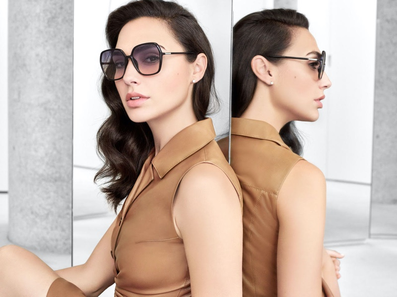 Gal Gadot stars in Bolon Eyewear 2020 campaign
