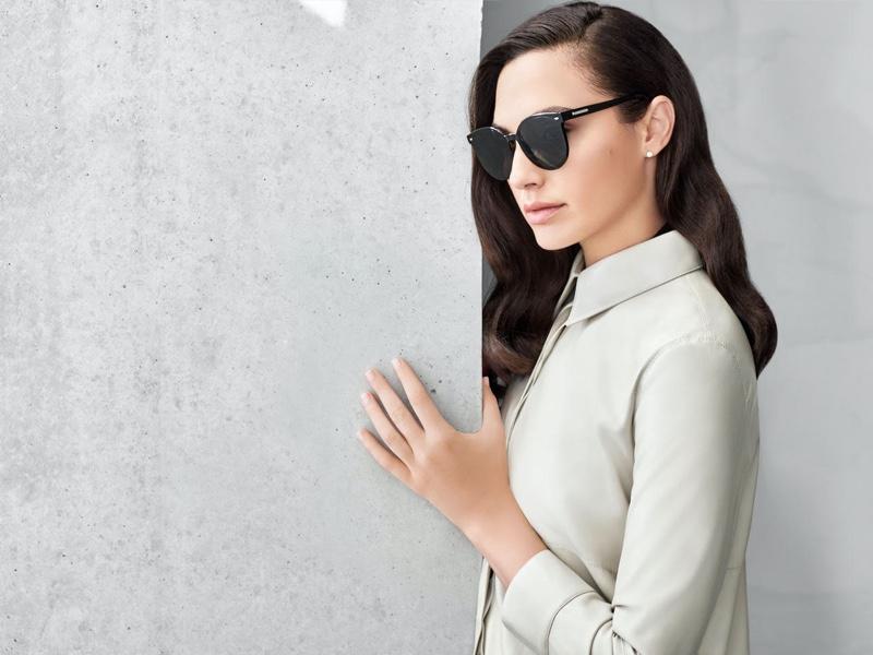 Gal Gadot appears in Bolon Eyewear 2020 campaign