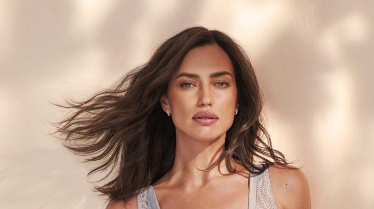 Irina Shayk stars in Intimissimi Green Collection campaign