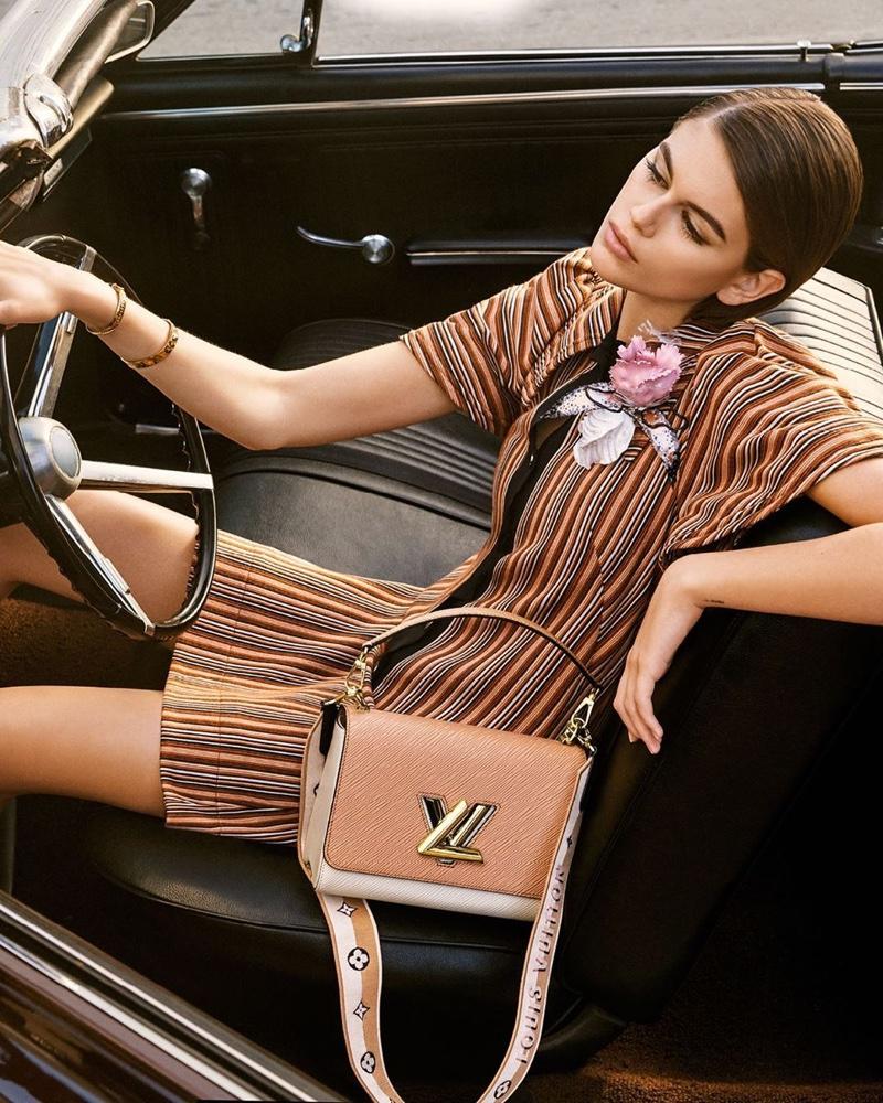 Louis Vuitton unveils Twist spring-summer 2020 handbag campaign