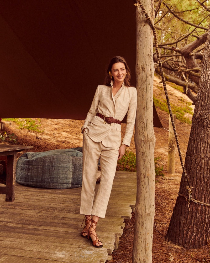An image from Oui's spring 2020 campaign