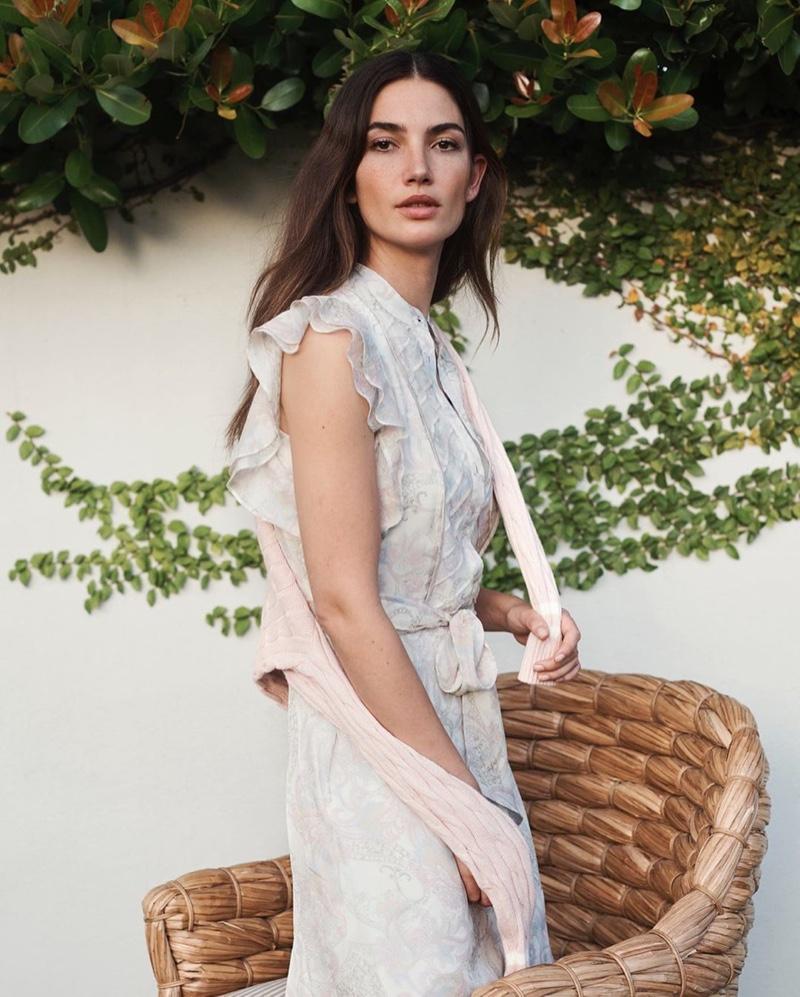 Lauren Ralph Lauren unveils spring-summer 2020 campaign.