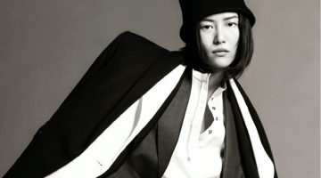 Liu Wen Turns Up the Volume for Vogue Paris