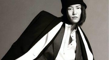 Liu Wen Turns Up the Volume for Vogue Paris
