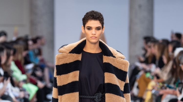 Max Mara Brings Explorer Vibes to Fall 2020
