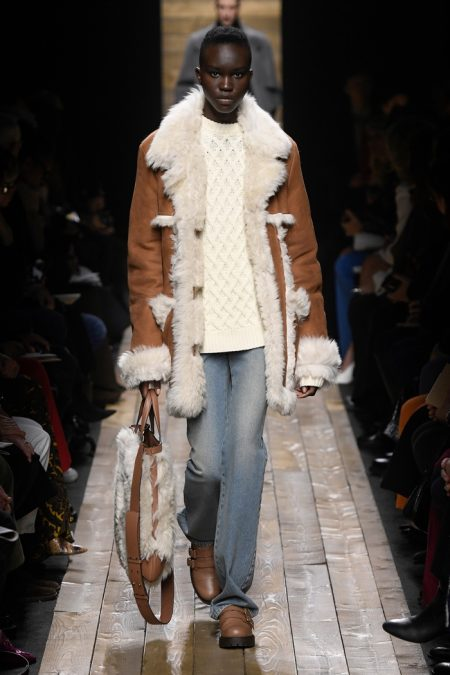 Michael Kors Takes to the Countryside for Fall 2020