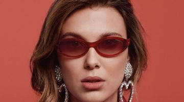 Millie Bobby Brown teams up with Vogue Eyewear on collaboration