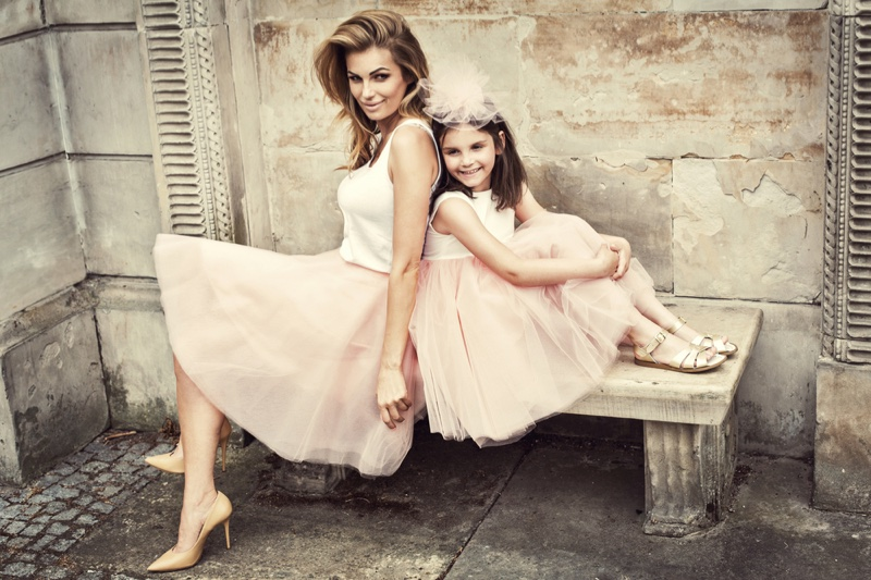 Mother Daughter Matching Tutu Outfits Fashion