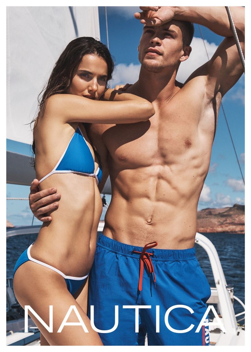 Nautica launches spring-summer 2020 campaign