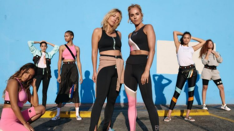 P.E. Nation x H&M collaboration campaign unveiled