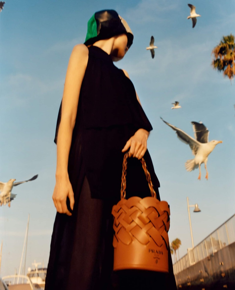 Prada launches spring-summer 2020 campaign