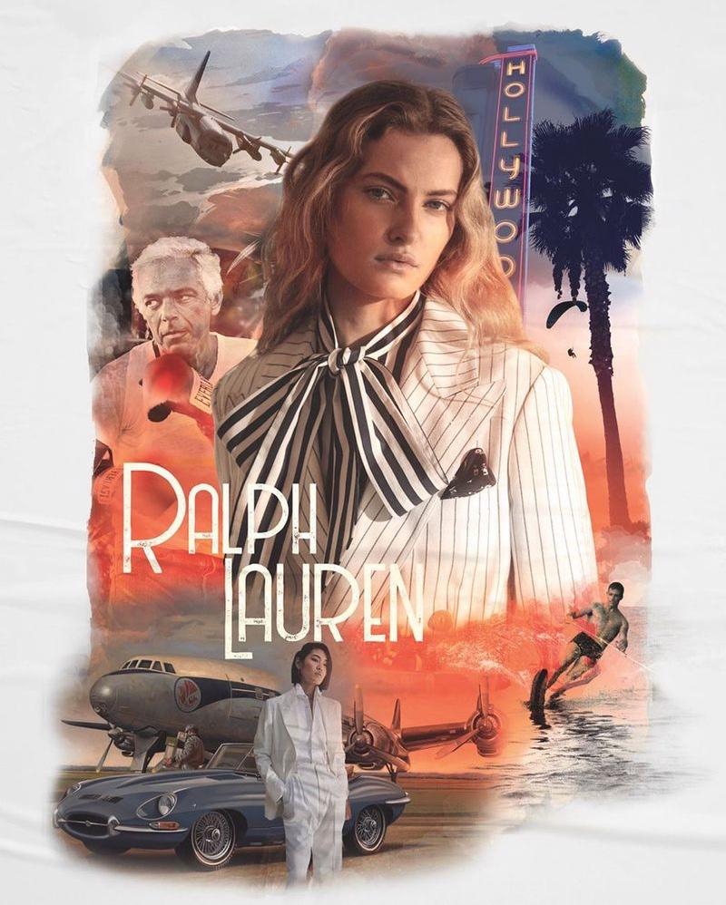 Ralph Lauren unveils spring-summer 2020 campaign