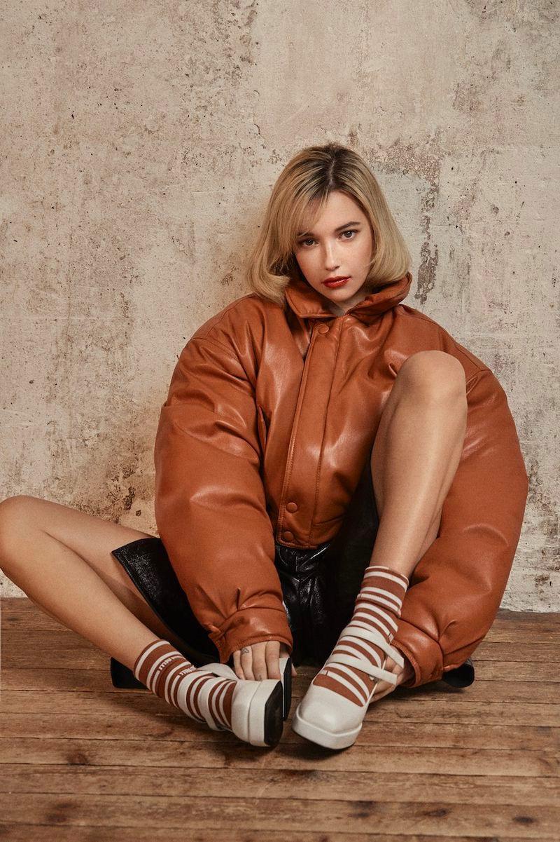 Sarah Snyder Models Layered Looks for Vogue Thailand