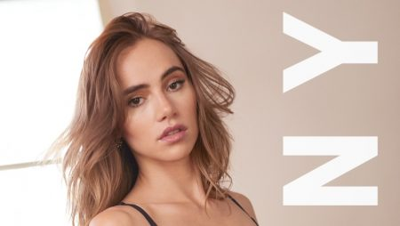 Suki Waterhouse Gets Candid in DKNY Intimates Spring 2020 Campaign