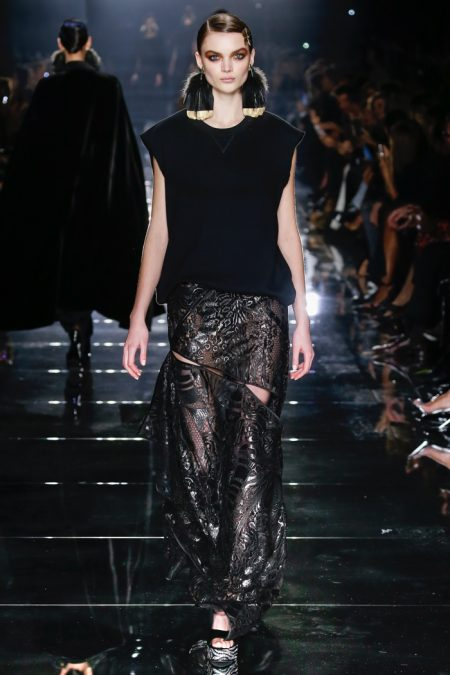 Tom Ford Brings Glam to Los Angeles for Fall 2020