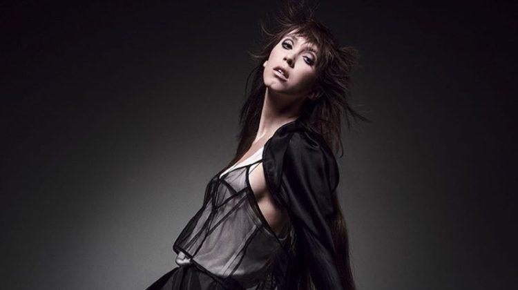 Vaughan Elizabeth stars in Vera Wang spring-summer 2020 campaign