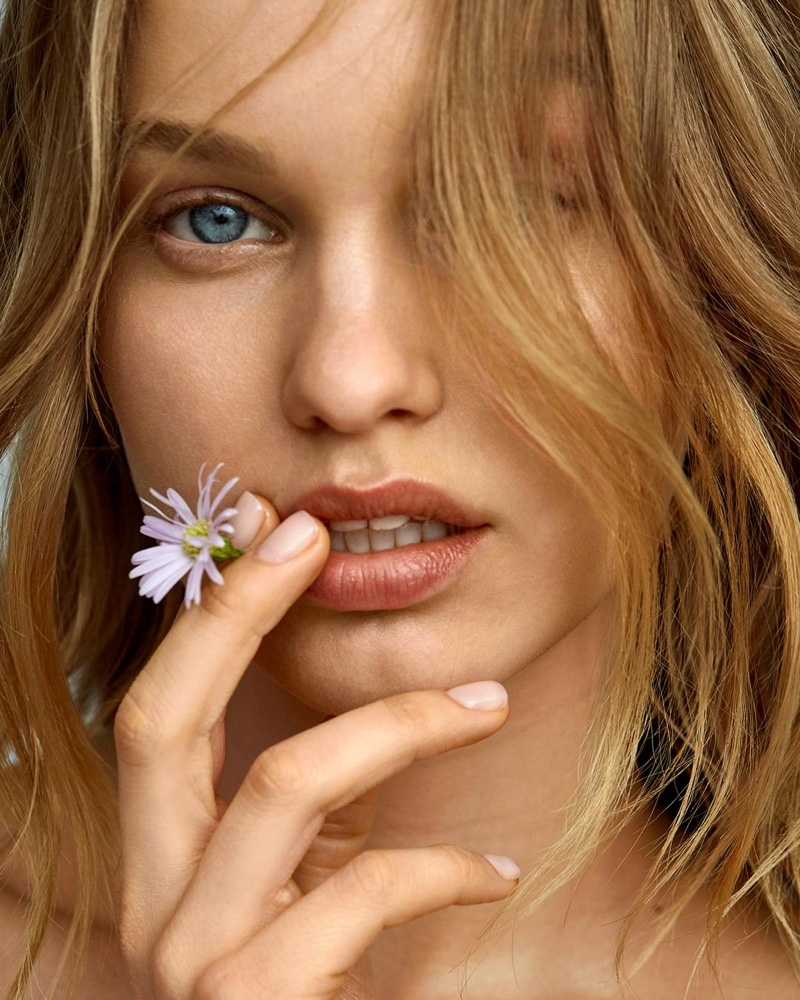 Lotta Maybelake fronts Victoria's Secret First Love fragrance campaign
