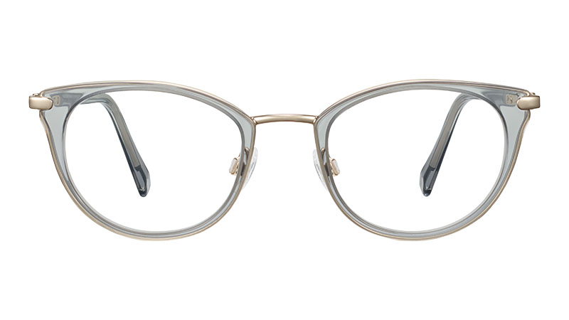 Warby Parker Garland Glasses in Soapstone with Riesling $195