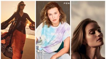 Week in Review | Rosie Huntington-Whiteley's New Cover, H&M Studio Spring, Millie Bobby Brown + More