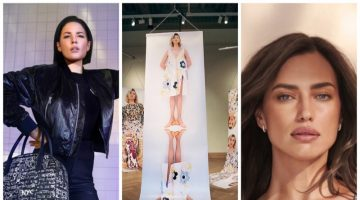 Week in Review | Karlie Kloss' New Cover, Irina Shayk for Intimissimi, Halsey in DKNY + More