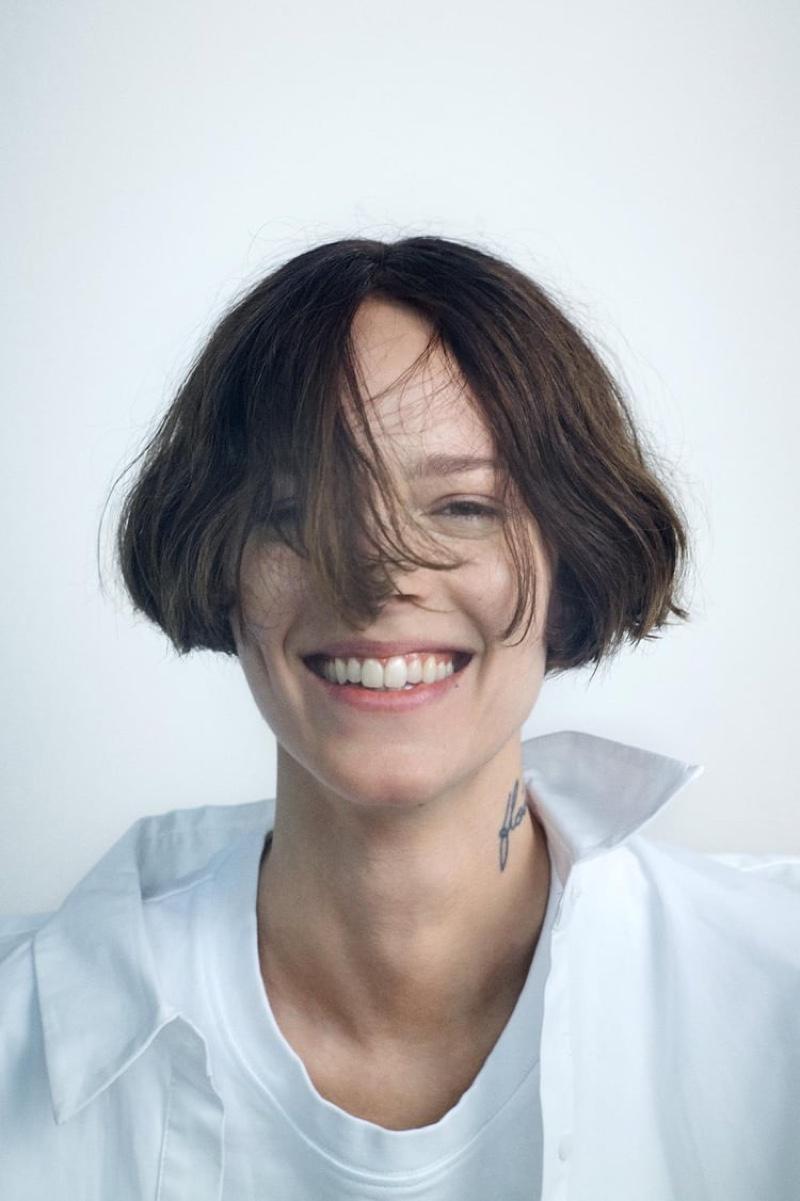 Freja Beha Erichsen stars in Zara Join Life spring-summer 2020 editorial