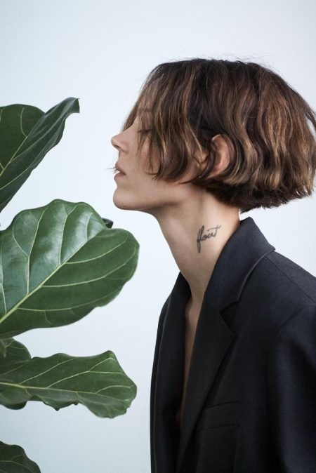 Freja Beha Erichsen Models Zara Join Life Spring '20 Collection